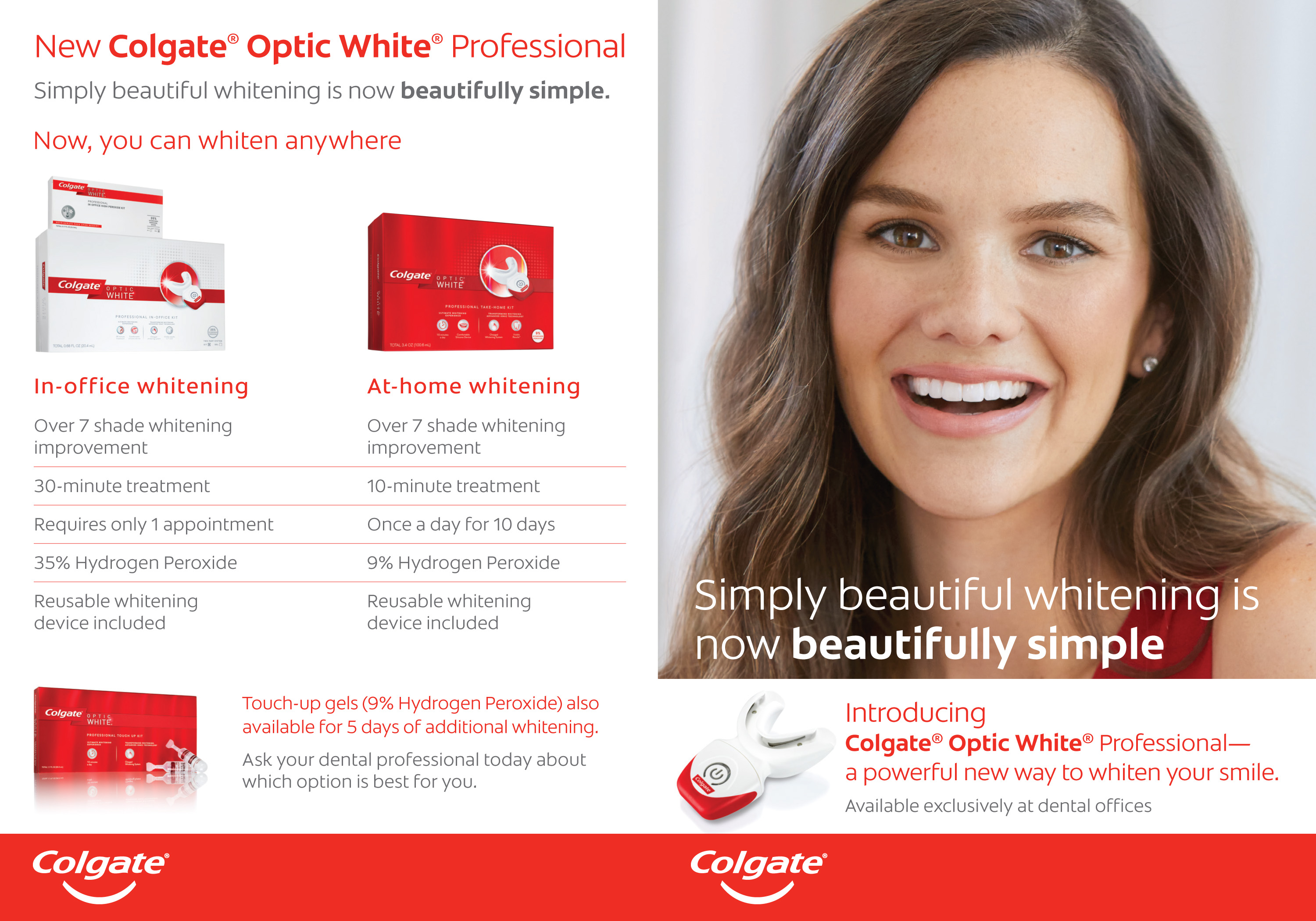 Colgate optic white 01